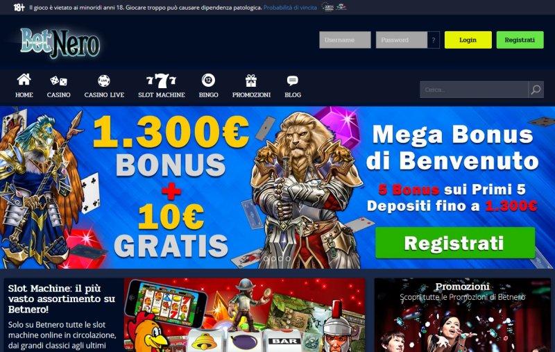 come aprire casino online