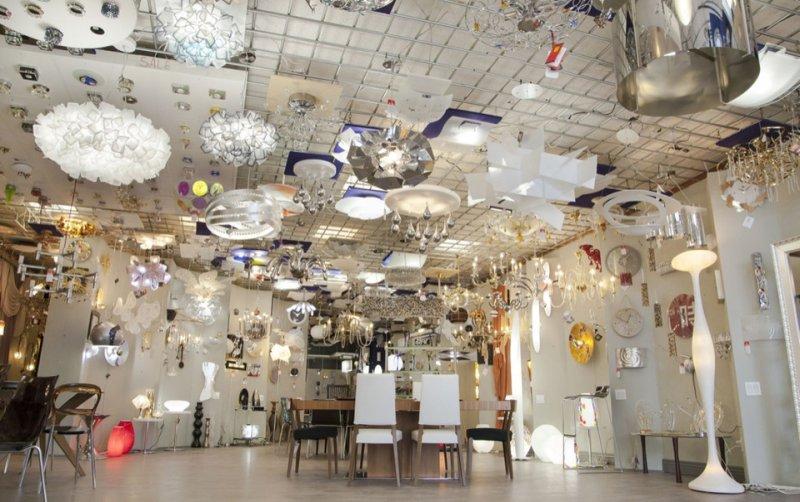 Come aprire negozio di lampade e lampadari