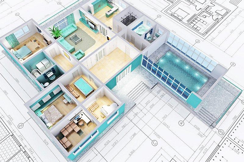 Come aprire uno studio di arredamento d interni for Progetti case interni