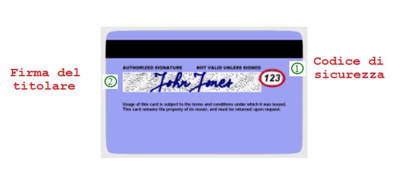Carte di credito for Carta di credito per minorenni
