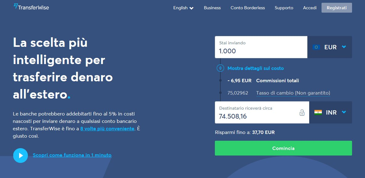 inviare-soldi-in-india-transferwise
